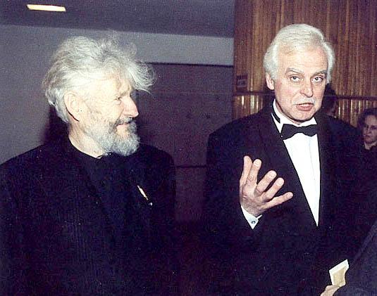 Achim Freyer, Janusz Chojecki