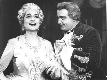 Le nozze di Figaro, 1964