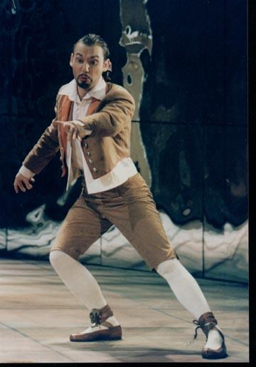 Mariusz Kwiecień jako Figaro