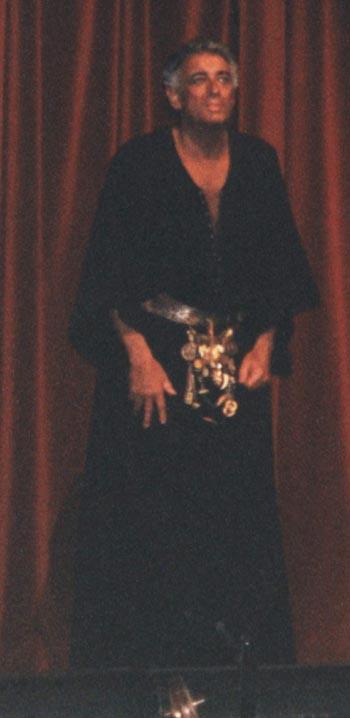 Domingo po wiedeńskim Otellu