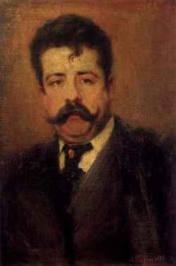 Leoncavallo - portret