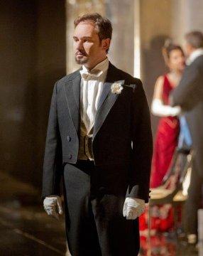 """""""Eugeniusz Oniegin"""" w Metropolitan Opera, fot. Ken Howard"""