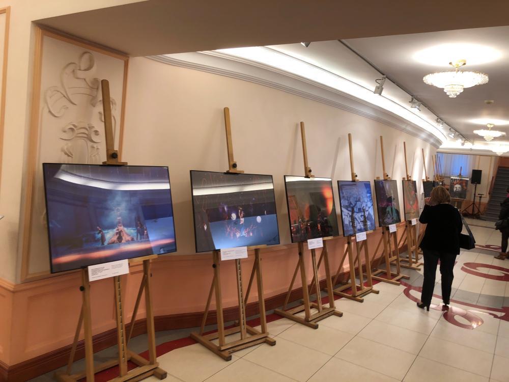 Opera Śląska - wystawa poświęcona twórczosci Tomasza Koniny (fot R Andrzejewski )